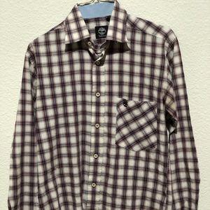 Timberland button up shirt